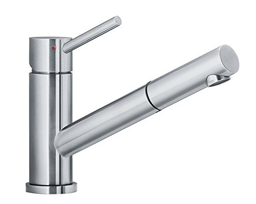Küchenarmatur BLANCO ALTURA 518719 Edelstahl gebürstet, HD