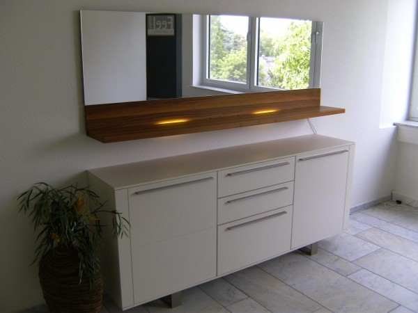 Sideboard mit Spiegel aus Modell Bellano von Gwinner