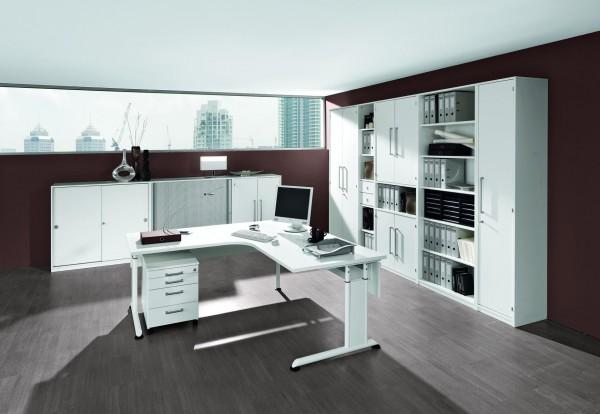 Büromöbel-Set Hyper von Wellemöbel