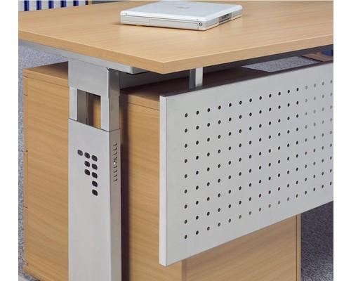 Sichtblende für Schreibtisch von Hammbacher