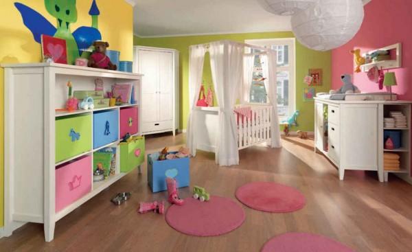 Baby- & Kinderzimmer Set