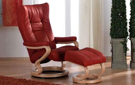 Zerostress Sessel von Himolla