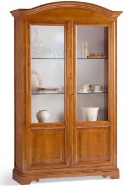 Sammlervitrine mit 2 Türen aus Modell Milano