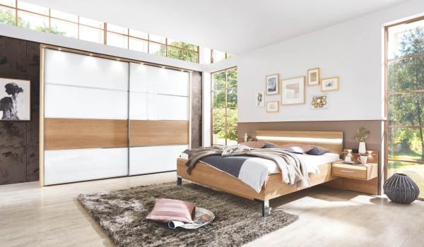 Komplett Schlafzimmer Palermo von Wiemann, NEU & OVP